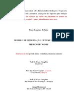 Modelo de Dissertação Ou Tese_0