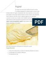 Margarina Casera