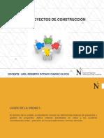 GESTION DE PROYECTOS DE CONSTRUCCION