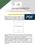 2018 Orientacoes Para Elaboracao Do Relatorio Est II Sso (1)