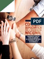 Lineamientos Coalición Democrática