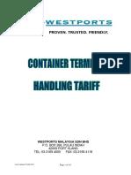 Tariff Booklet - Contr_Nov 2015 (Updated 28.06.2017)