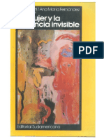 La mujer y la violencia invisible. Eva Giberti
