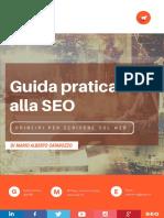 Guida Pratica Alla SEO - Copia