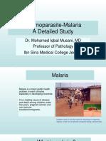 6767288 Parasitology Lec 13 Malaria