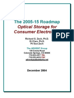 Optical Data Storage Roadmap 2005-2015 x RGZech@ADVENT