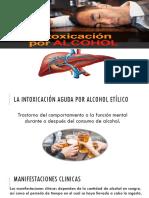 La Intoxicación Aguda Por Alcohol Etílico