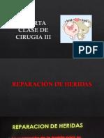 Hemostasia Clase de Cirugia III
