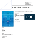 Language, Society, And Culture_ Exercise and Activity Manual