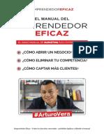 El Manual del Emprendedor Eficaz - 2018.pdf