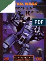 MODULO StarWars Guardian Oscuro 2 - Brecha de Kathol [eBook]