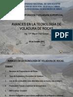 Tecnología de Voladura de Rocas.pptx