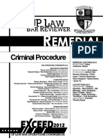 UP 2012 Remedial Law (Criminal Procedure).pdf