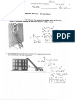 nov 26-2018 ak pythagorean word problems