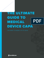 Ultimate Guide to CAPA_MedicalDevice