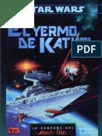 MODULO StarWars Guardian Oscuro 1 - Yermo de Kathol [eBook]