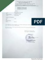 Surat Tugas Usbn Sdn Pasir Gombong 01
