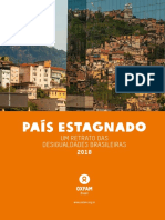 Relatorio Desigualdade 2018 Pais Estagnado Digital