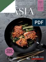 Cozinhas do Mundo Asia 2018