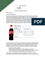 Brief de Coca Cola