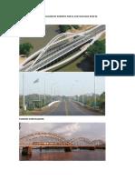 Clasificacion de Puentes Por El Servicio Que Presta