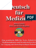 Deutsch Für Mediziner (Maria Gyorffy) 2007