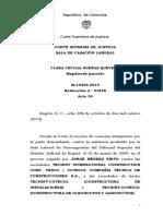 SL14426-2014.docVALOR PROBATORIO  DE LAS CERTIFICACIONES.doc