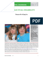 C.1 Intellectual Disability