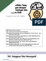 PPT Sindrom Perilaku Yang Berhubungan Dengan Gangguan Fisiologis Dan Faktor Fisik