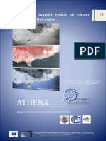 LEAFLET_14_ Experience of the ATHENA Project for Cultural Heritage in the East Med Region