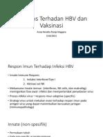 Imunitas Dan Vaksin HBV