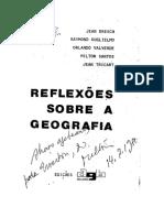 Raymond Guglielmo - Geografia e Dialetica