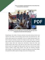 Publikasi Desa Sentra Kuliner