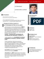 55 Curriculum Vitae Intrepido