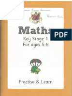Maths Key Stage 1 For Ages 5-6