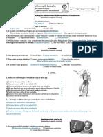 Soluções Ficha Camões.vida.Obra. Contexto Sociocultural