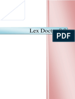 Lex Doctor 8 (Manual)