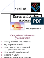 Fall of Enron
