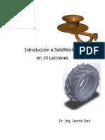 Teacher Manual SolidWorks R3