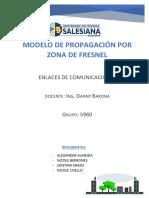 Modelo de Propagacion Por Zona de Fresnel_Almeida_Berrones_Coello_Erazo