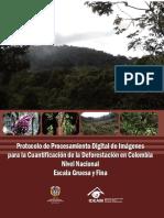 Protocolo Para La Cuantificación Deforestación Nivel Nacional
