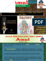 Amul Ppt Mba.dox