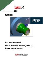 Mastercam Lathe Lesson 5