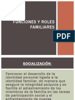 Funciones y Roles Familiares