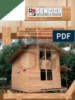 Manual de Construccion de Viviendas de Madera