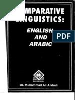Comparative Linguistics in English and Arabic