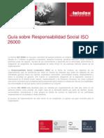 Presentacion Guia Sobre Responsabilidad Social Iso 26000