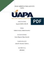 Tarea 7-Análisis Textual y El Análisis Heurístico