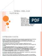 Industria Del Gas Natural