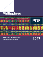 Philippine National Demographic and Health Survey 2017_new